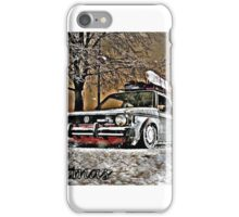 Snow Golf iPhone Case/Skin