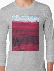 Neon Genesis Evangelion / End of Evangelion - Poster Long Sleeve T-Shirt