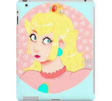 peach perfect  iPad Case/Skin