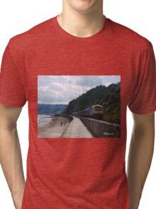 Sunscape Tri-blend T-Shirt