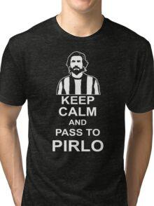 ANDREA PIRLO KEEP CALM Tri-blend T-Shirt