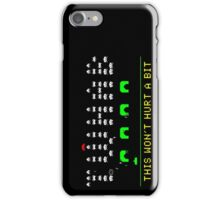 Space Invaders TWHAB iPhone Case/Skin