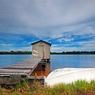 The Maroochy Wheel House - Maroochydore Qld by Beth  Wode