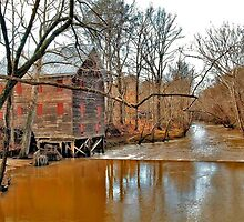 Kymulga Mill by RickDavis