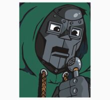 MF DOOM by arthurcclarke
