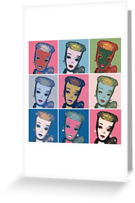 Warhol Barbie by VenusOak