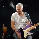 Adam Clayton by Wendy  Slee