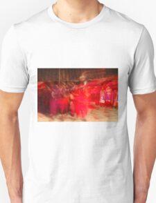Spiritual Masai Dance Unisex T-Shirt
