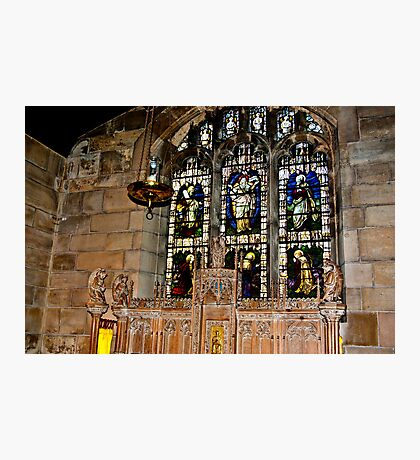 St Olave's York Photographic Print