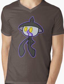 Cute Lampent Mens V-Neck T-Shirt