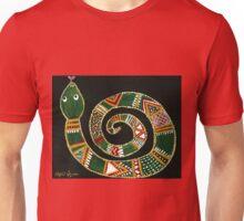 Weird and Wonderful Snake Unisex T-Shirt