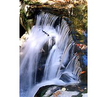 Cascade Park in New Castle, PA Photographic Print