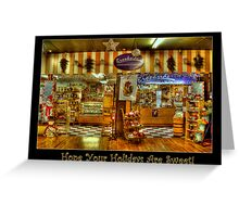 Hope Your Holidays Are Sweet! Greeting Card