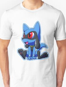 Sit, Riolu Unisex T-Shirt