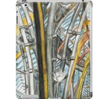 Roof at the Natural History Museum Oxford iPad Case/Skin