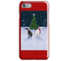The Carol Hounds iPhone Case/Skin