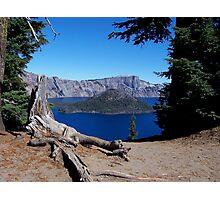 Crater Lake, Oregon--USA Photographic Print
