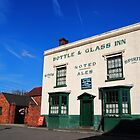 Bottle & Glass Inn, Dudley, West Midlands by Rob Hawkins