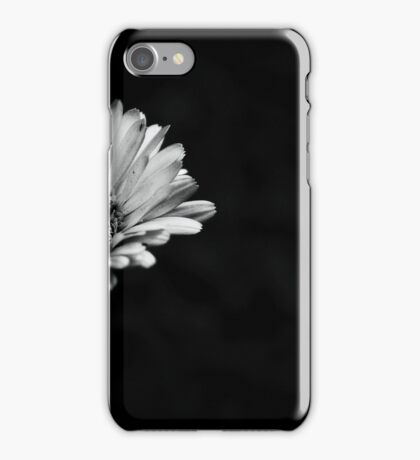 Lonely Flower. iPhone Case/Skin