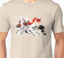 Okami: Amaterasu Art Print Unisex T-Shirt