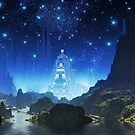Crystalline City of Alumina by SpinningAngel