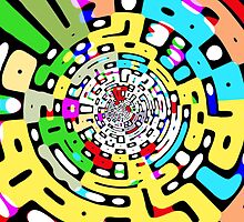 IP1 ArtyMixColc1 by Paul Fleetham