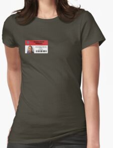 Christopher Turk - Scrubs MD Womens Fitted T-Shirt