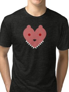 Ruby Rose Pajama Top Pattern Tri-blend T-Shirt