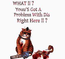 cat mobster 2 Unisex T-Shirt