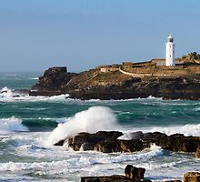 Godrevy Lighthouse by GBR309