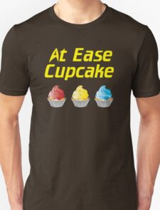 At Ease Cupcake Unisex T-Shirt