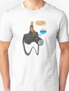 The photographer Unisex T-Shirt