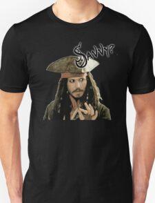 "Jack Sparrow say ""Savvy?"" T-Shirt"