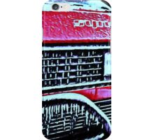 Syncro iPhone Case/Skin
