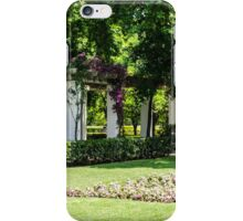 Seville - Parque Maria Luisa iPhone Case/Skin