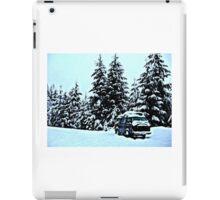 Winters day iPad Case/Skin