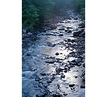 Northern Canadian Creek Photographic Print
