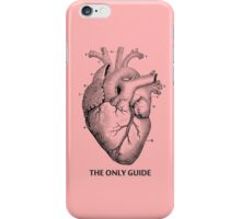 The only guide iPhone Case/Skin
