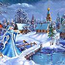 Winter fairy tale   by kindangel