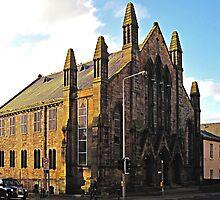 Former Lauriston United Presbyterian Church by Tom Gomez