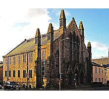 Former Lauriston United Presbyterian Church Photographic Print