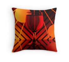 Code Red Throw Pillow