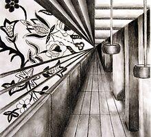 Balcony by Josie Duff