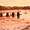 Dittisham Pier by Kerry Dunstone