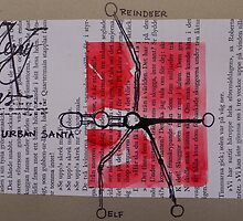 Urban Santa by Catrin Stahl-Szarka