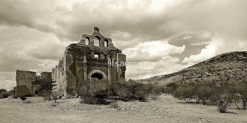 Minas Nuevas Chapel by lfsaenz