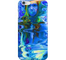 Aboriginal Girl iPhone Case/Skin