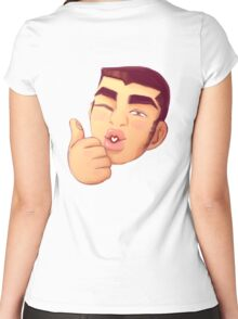 OK Takeo! Women's Fitted Scoop T-Shirt