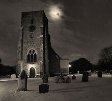 St.Michael and all Angels by JEZ22