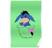 Pocket Eeyore Poster